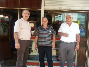 İSMAİL TOKER,ŞABAN KAYA,YUSUF BEŞTAŞ