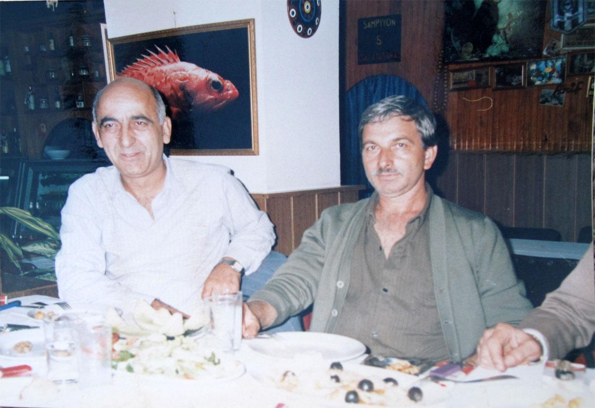 Gazenfer, Kamil Akerman