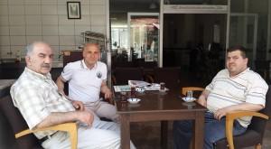 BEŞİR ETE,İSMAİL TOKER,MUSTAFA İDE.