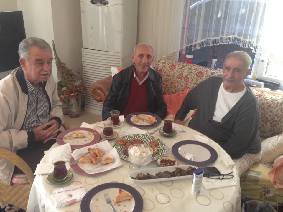 FERİKÖYLÜ AHMET, ERDOĞAN GÜLSEVER,, AYDIN TÜRKAL..