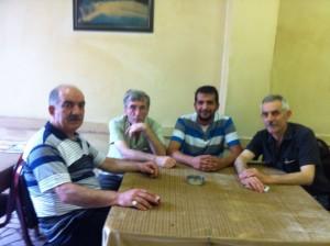 İSMAİL TOKER,MEHMET KAYACAN,RAMAZAN ÖZATA,HAYRULLAH KAYMA.
